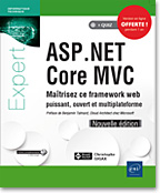 ASP.NET Core MVC, visual studio, NET, VS, développement, microsoft, entity framework core
