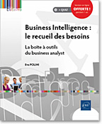 BI - Business Intelligence - MOA - business analyste - LNDPBIRB