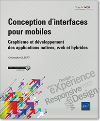 Conception d'interfaces pour mobiles - Graphisme et développement des applications natives, web et hybrides, RWD , Responsive web Design , UX Design , User eXperience , ergonomie , LNOWCONINTM