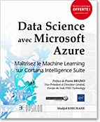 Data Science avec Microsoft Azure, Data science, Azure, ML, Cortana Intelligence Suite, Big Data, Data Scientist, Azure Machine Learning Studio, algorithme