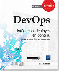 DevOps - Intégrez et déployez en continu (avec exemple clés en main), devops , dev ops , dev'ops , développement , GitLab,CE , Git , Agile , agilité , GoCD , Redmine , TDD , test driven development , Behavior Data Driven
