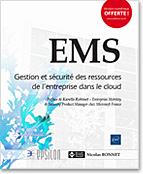 livre sécurité - securite - enterprise mobility suite - security - microsoft - azure ad - intune - azure information protection - ata - advanced threat analytics - active directory - cloud app discovery