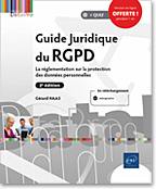 GDPR - CNIL - protection des données - Privacy by design - Privacy by default - PIA - DPO - LIL - LNDP2GJRGPD