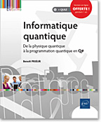 informatique quantique - Q# - bohr - ordinateur quantique - qsharp - q sharp - Microsoft Quantum Development Kit
