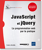 JavaScript et jQuery, JavaScript, jQuery, développement, développement web, AJAX, JSON