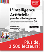 L'Intelligence Artificielle pour les développeurs, IA, métaheuristique, logique floue, systèmes experts, algorithmes, multi-agents, réseau de neurones, deep learning, LNDP2INT