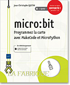 Microbit - nano ordinateur - MakeCode - MicroPython - Python - carte - LNLFMIC