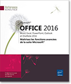 Word2016 - Excel2016 - Outlook2016 - Office 2016 - Office2016 - suite bureautique - Office 16 - Office16 - perfectionnement - LNRB16OFFFA