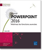 Microsoft - PréAO - diaporama - diapositive - application -  Office 2016 - Office 16 - PowerPoint2016 - Powerpoint16 - PP - Powerpoint 16 - LNRB16POWFA