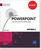 Microsoft - PréAO - diaporama - diapositive - album photos - organigramme - diagramme - application -  Office 2019 - Office 19 - PowerPoint2019 - Powerpoint19 - PP - livre numérique - livres numériques - e-book - ebook - livre électronique - livres électroniques - Powerpoint 19 - LNRB19POW