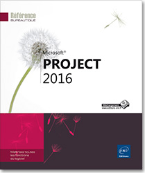 Project 2016, Microsoft , Gestion de projet , diagramme de Gantt , Pert , cash,flow , planification , msproject , coût