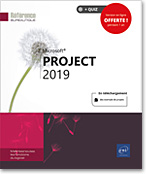 Project 2019, Microsoft, Gestion de projet, diagramme de Gantt, Pert, cash-flow, planification, msproject, coût, LNRB19PRO