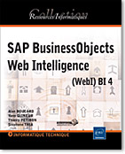 SAP BusinessObjects Web Intelligence (WebI) BI 4, webi, SAP BI 4 Webi, bi 4, bi4, bo, BUSINESS OBJECTS , LNRI4WBUSO