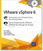 livre système - livre réseau - virtualisation - cloud - cluster - livre vsphere - livre vmware - ESXI - vmotion - storage vmotion - ha - h.a. - drs - sdrs - vsan - video - videos - vidéos - tuto - tutos - tutorial - tutoriel - tutoriels