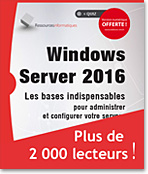 Windows Server 2016, windows serveur, microsoft, RODC, AD, active directory, dns, dhcp, dfs, hyper-v, powershell, winrms, container, Azure AD Join, LNRI216WINS