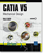 CATIA V5, CAO, DAO, 3D, Dassault, Sketcher, Part Design, Assembly Design, Drafting, LNAT5CAT