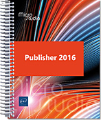 Publisher 2016, Microsoft, PAO, mise en page, composition, Publisher2016, Publisher16, Office 2016, Office 16
