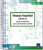 Windows PowerShell (version 3), support PowerShell, script, Microsoft, powershel, monad, batch, scripting, remoting, LNEIM3POW