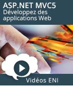 ASP.NET MVC5 - Développez des applications Web