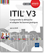 ITIL� V3, livre itil, iso, iso 20000, cycle de vie, process, processus